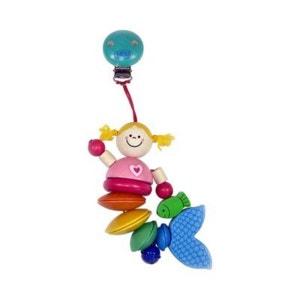 HESS SPIELZEUG Le jouet suspendu pour poussette nixe jouet pour poussette bébé HESS-SPIELZEUG