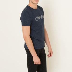 T-Shirt, Markenlogo CARVEN