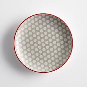 Set of 4 Dotka Earthenware Dessert Plates La Redoute Interieurs