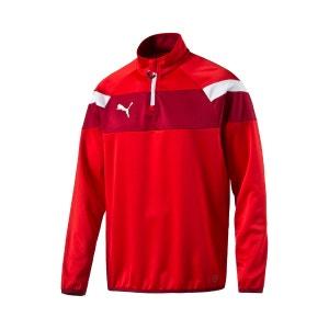 Sweatshirt Spirit II 1/4 Zip Training Top 654657-01 PUMA