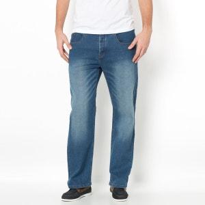 Jean stretch confort semi-élastiqué, long. 2 TAILLISSIME