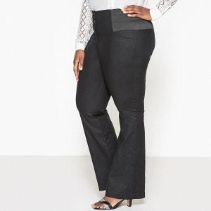 Pantalon bootcut taille haute CASTALUNA