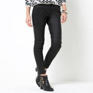 Pantaloni 7/8 spalmati La Redoute Collections