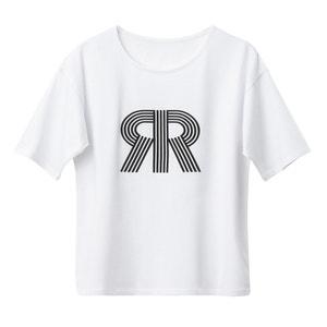 T-shirt fantasia logo La Redoute La Redoute Collections