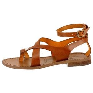 sandales  /  nu-pieds cuir ANTICHI ROMANI