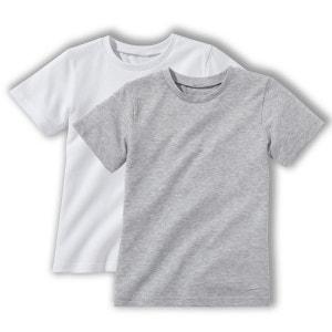 T-shirt a maniche corte 3 - 12 anni (confezione da 2) R édition