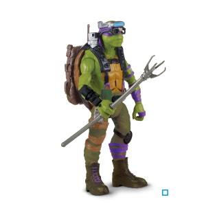 Tortues Ninja - Figurine Articulée Electronique Donatello - GIOTUV36 GIOCHI PREZIOSI