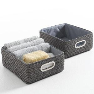 Set of 2 Majong Storage Baskets LES PETITS PRIX