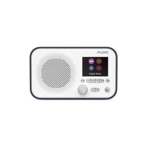 Radio PURE Elan BT3 bleue marine/blanche PURE