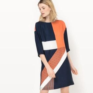 Robe housse, imprimée La Redoute Collections
