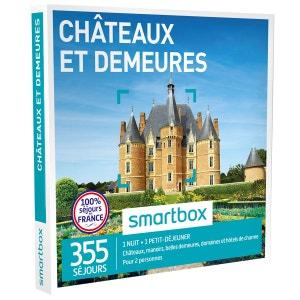 Châteaux et demeures - Coffret Cadeau SMARTBOX