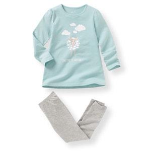 Pyjama in jersey 2-12 jaar abcd'R
