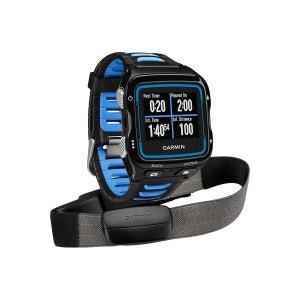 Montre GPS GARMIN Forerunner920XT Noir/bleu + Ceinture cardio GARMIN