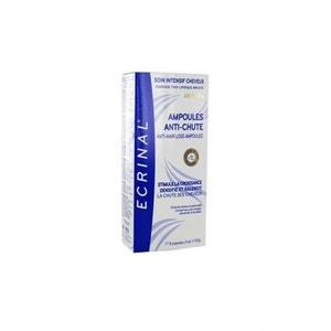 Ampoules Anti-Chute Cheveux à l'ANP 2+ ECRINAL