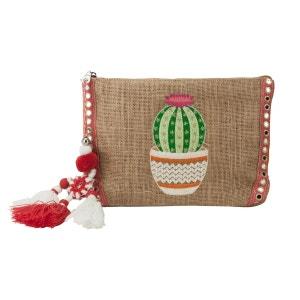 Pochette cactus t pompons LOLLIPOPS