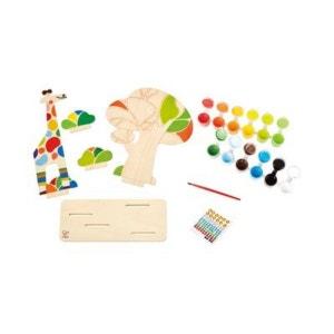 HAPE Le kit de coloriage jungle HAPE