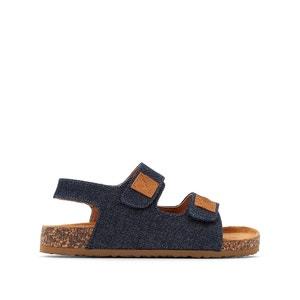 Bijea 26-40 Flat Cotton Sandals La Redoute Collections