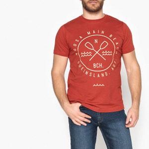 Tee shirt imprimé Oeko Tex CASTALUNA FOR MEN