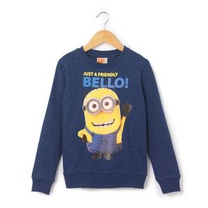 Bedrukte sweater LES MINIONS