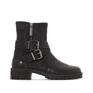 Boots HELLEN ZIP PEPE JEANS