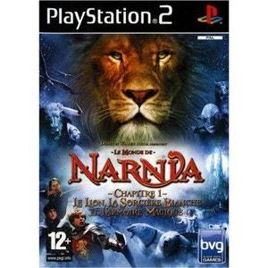 Le Monde de Narnia chap 1 pour PS2 BUENA VISTA GAMES