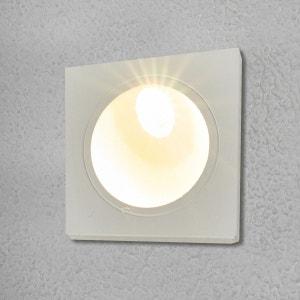 Spot encastré dans le mur LED Ian, extérieur LAMPENWELT