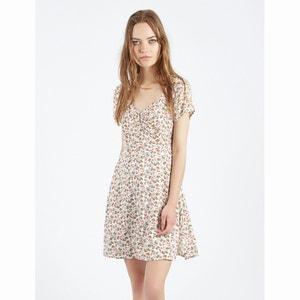 Vestido Alisha Floral Printed Dress COMPANIA FANTASTICA