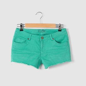 Shorts in sargia colorati 10-16 anni R essentiel