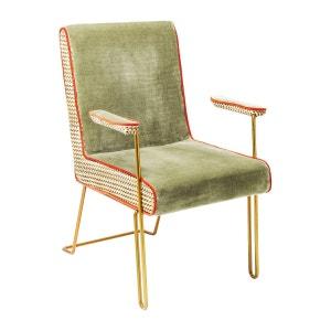 chaise confortable avec accoudoirs la redoute. Black Bedroom Furniture Sets. Home Design Ideas