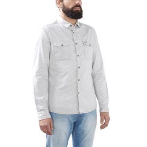 Hemd in zuiver katoen ESPRIT