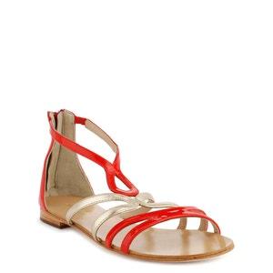 Sandalias de piel Ibane COSMOPARIS