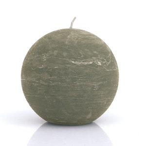 Bougie ronde lin 12cm - POMAX