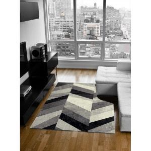 Tapis salle a manger geometrique BELO 15 Tapis Moderne par Unamourdetapis UN AMOUR DE TAPIS