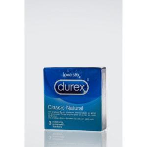 Préservatifs Durex Natural DUREX