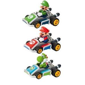 Mario Kart 7 pack 3 véhicules à friction NINTENDO