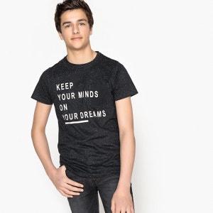 T-shirt imprimé 10-16 ans La Redoute Collections