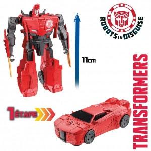 Transformers - Robot in Disguise - Modèle Aléatoire One-Step Changer - HASB0068EU40 HASBRO