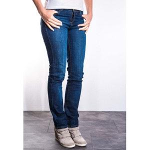 Jeans coupe droite taille haute stretch brossé marina RICA LEWIS