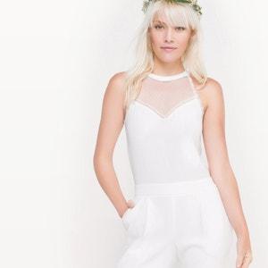 Jumpsuit voor bruid MADEMOISELLE R