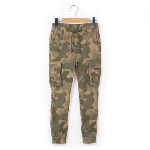 Pantalon battle imprimé camouflage 3-12 ans abcd'R