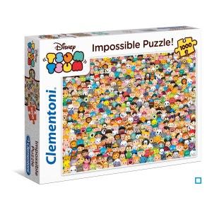 Tsum Tsum - Puzzle 1000 pièces Impossible Puzzle - CLE39363.3 CLEMENTONI