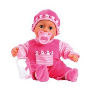 BAYER DESIGN La poupée fonctionnelle First Words Baby 38 cm poupée bébé poupée enfant BAYER DESIGN
