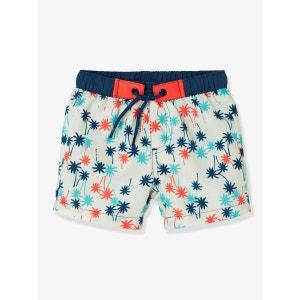Lot de 2 shorts de bain palmiers bébé barçon VERTBAUDET