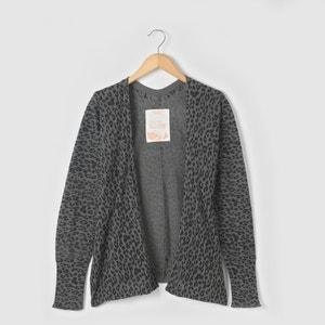 Vest met luipaardprint La Redoute Collections