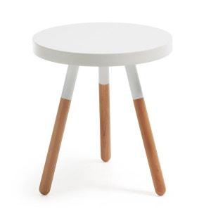 Table Basse Kirb 48 cm, blanc KAVEHOME