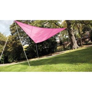 Voile d'ombrage triangulaire 3,60 m BOUTIQUE-JARDIN