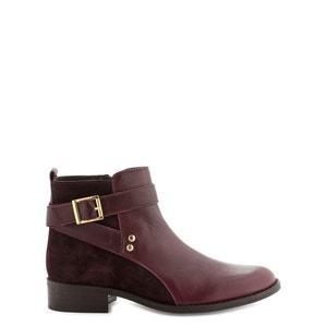 Boots pelle FAREL BIOR COSMOPARIS