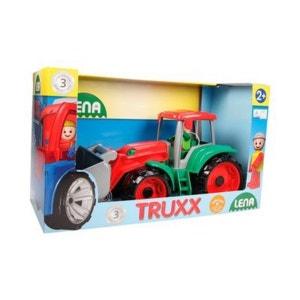LENA Le tracteur Truxx véhicule LENA