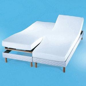 Housse en molleton pour matelas accolés, 220 g/m² REVERIE