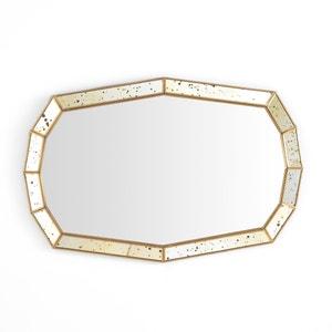 Vintage-style 60cm Aged Glass Mirror by Maison Pere MAISON PÈRE X LA REDOUTE